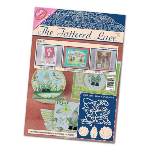 Tattered Lace Magazine - Issue 10